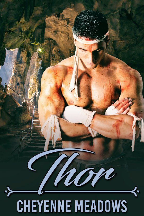 Thor, Misfit Shifters Book 2