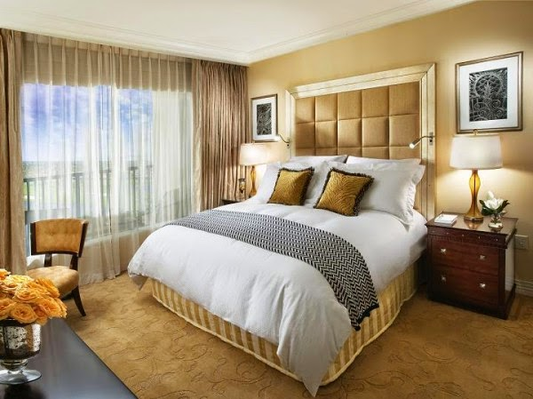 Bedroom Brown Wall Colors Ideas