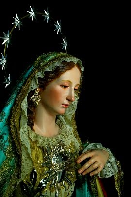 INMACULADO CORAZÓN DE LA VIRGEN MARÍA. Fiesta sábado posterior al II domingo de Pentecostés.