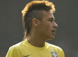Neymar Hairstyle