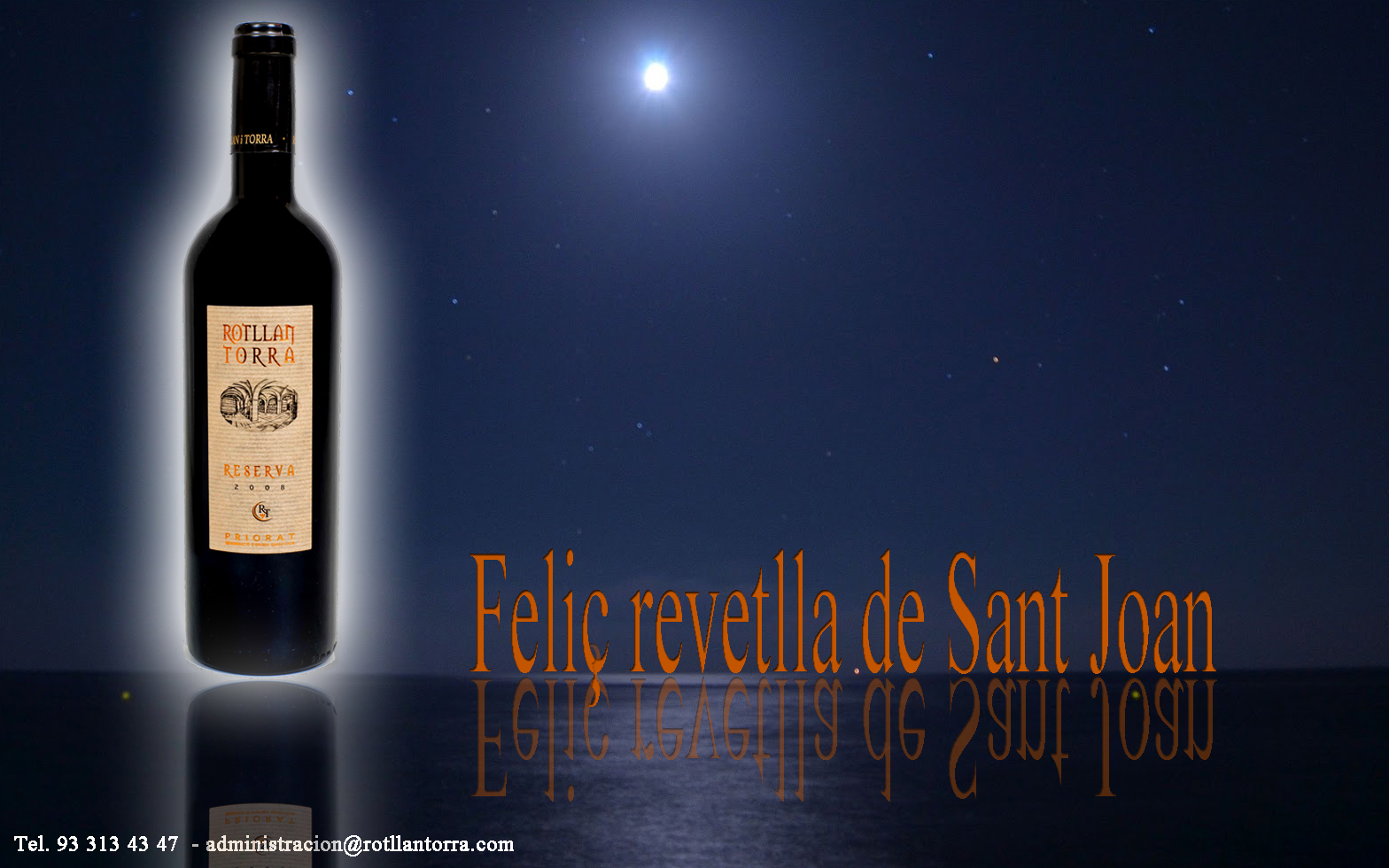 Feliç revetlla de Sant Joan