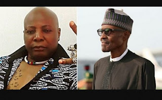 """Don't Let Nigeria Die For Your Hand"""" – Charly Boy Writes a Letter To Buhari"""