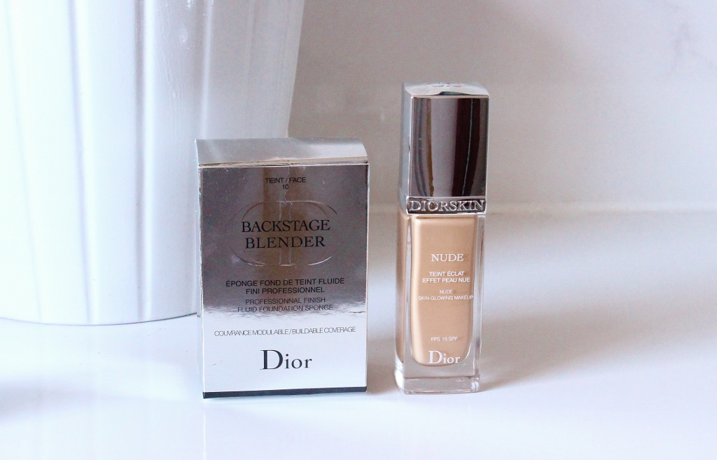 dior nude foundation