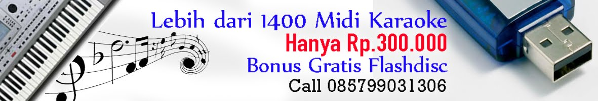 Download Midi Indonesia Gratis | Midi Pop | Midi Dangdut | Midi Campursari | Midi Jawa