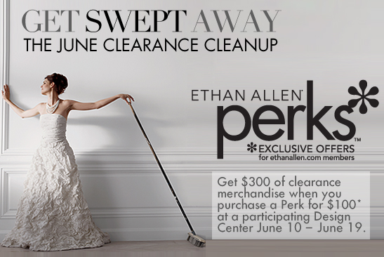 diy by design ethan allen clearance sale and blog block party