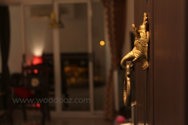 Door knocker - Lord Ganesh