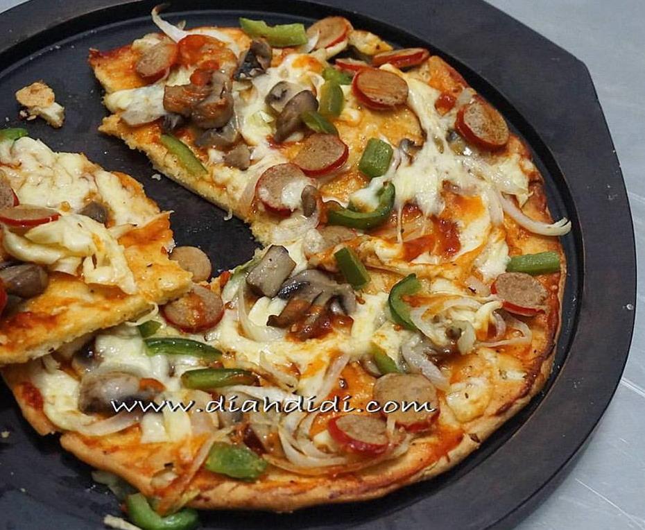 Tepung Pizza Praktis
