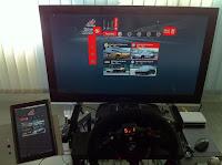 Spy imagenes del nuevo simulador de Kunos Simulazioni 1