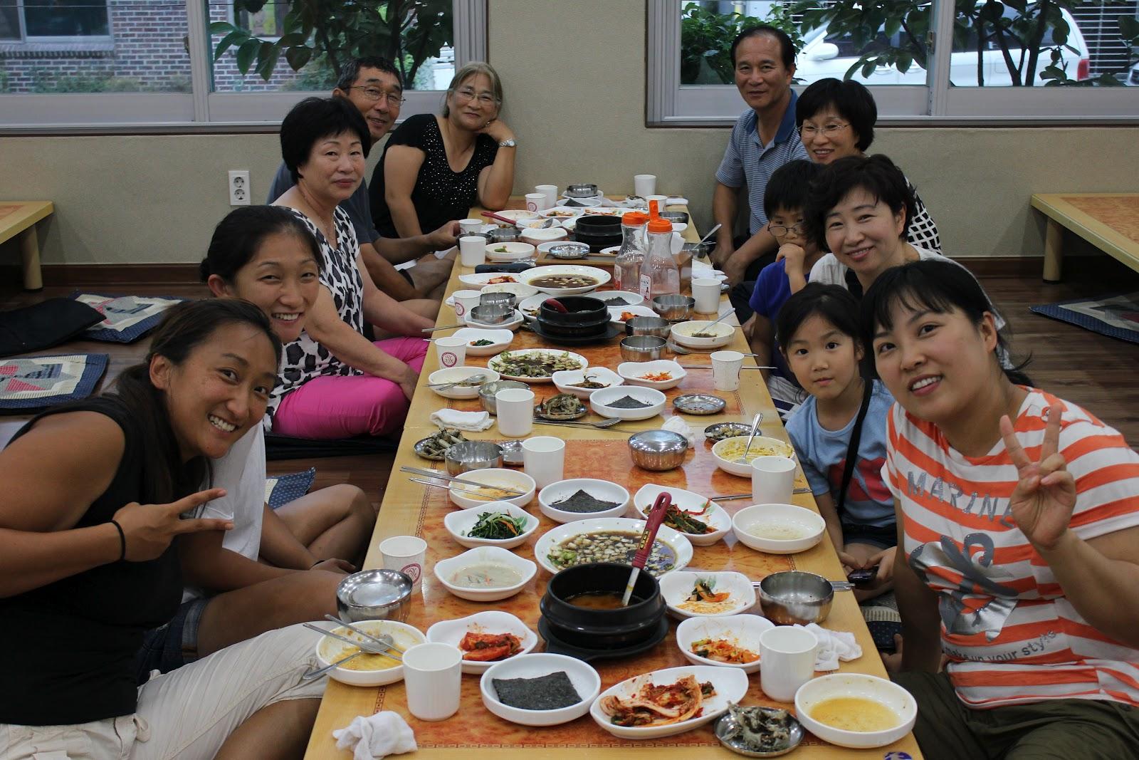 StellaBella: Wednesday Food: Travel to S. Korea Part 1