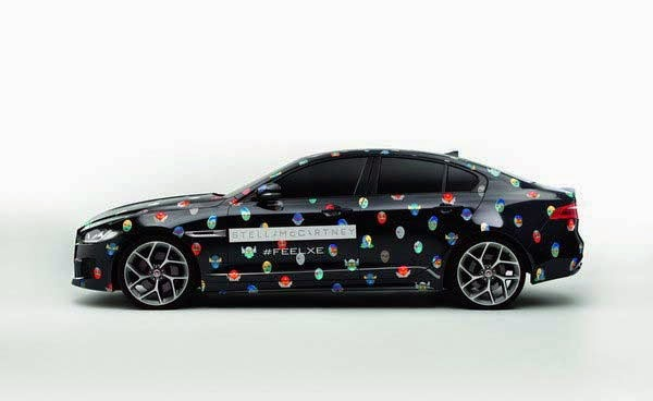Autocar Technology - Panther's FEEL XE fight entered its next stage in front of the Jaguar XE's presentation at the Paris Motor Show . This time around, the British automaker enrolled the assistance of