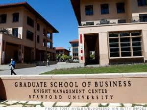 stanford graduate school of business essay questions