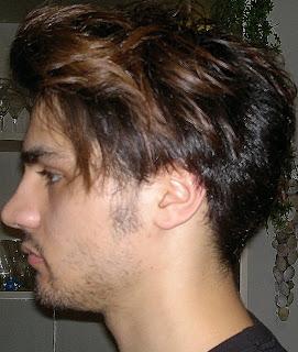 Tutorial taglio capelli uomo con forbici