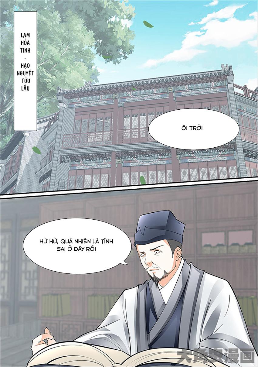 Tinh Thần Biến Chap 426 - Trang 7