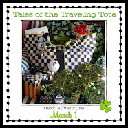 The Traveling Tote #14 - March 1st