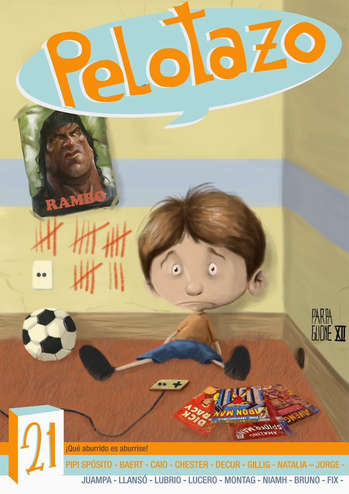 Pelotazo - Número 20 (Arg - 2011)
