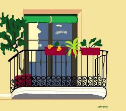 El meu balcó (Carme Rosanas)