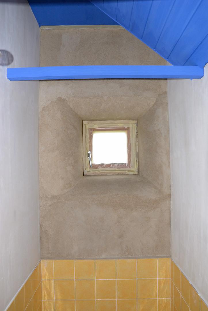 paille en diois paille rdc enduits wc escalier chambre. Black Bedroom Furniture Sets. Home Design Ideas