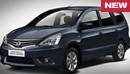 The all new Nissan Grand Livina