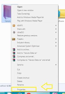 Cara Sharing Folder di Windows