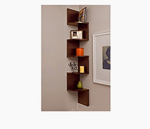 Wall Mounted Corner Desk