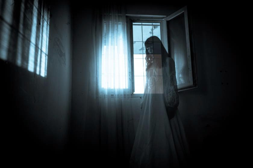 Ghosts Created By Scientists In 'Disturbing' Lab Experiment