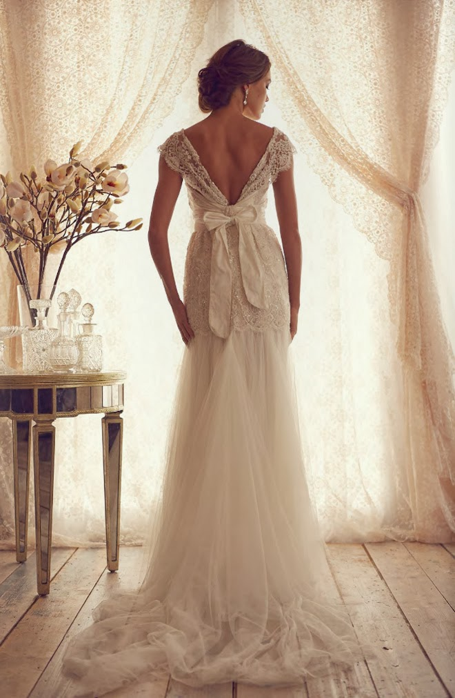 Anna campbell 2013 gossamer collection part 2 the for Where to buy anna campbell wedding dresses