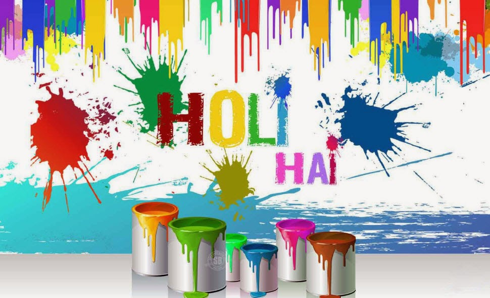 Holi 2014 Wallpapers
