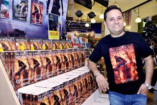 Kajol Devgan at The Launch Of 'The Oath Of The Vayuputras' Book