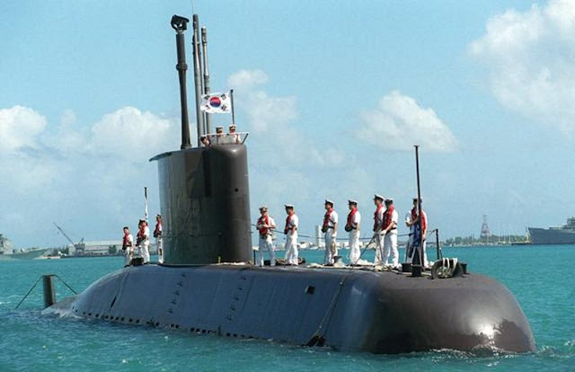 Changbogo-class (Type 209) SSK