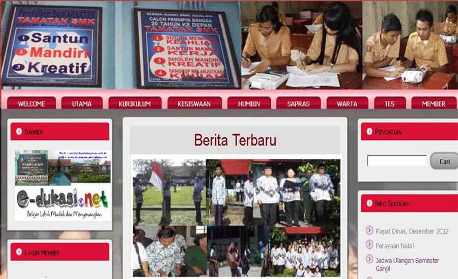 Pusat Informasi & Forum SMKN-1 Kuala Kapuas