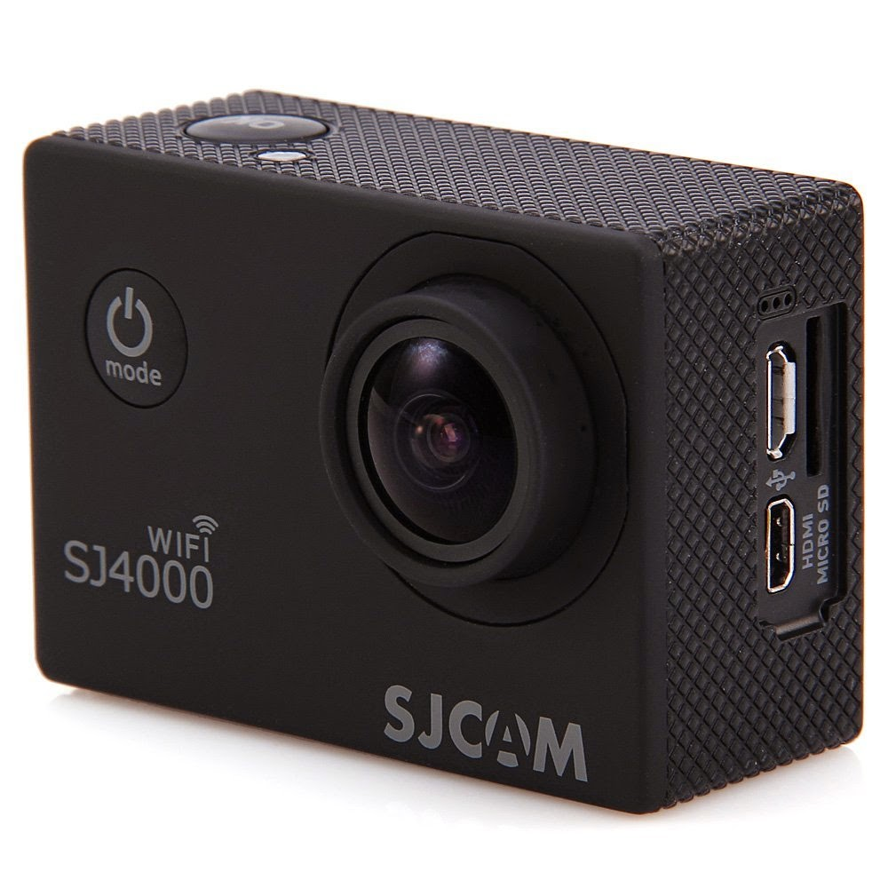 The SJCAM SJ4000 for FPV use