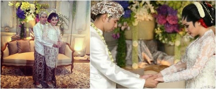 Foto resepsi pernikahan Raffi ahmad dan Nagita Slavina GIGI