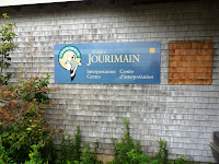 Cape Jourimain Interpretive Centre
