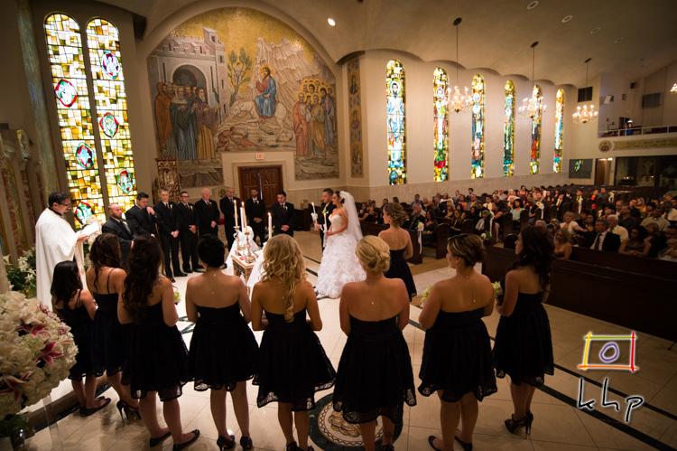 Mary & Ryan's Wedding Ceremony