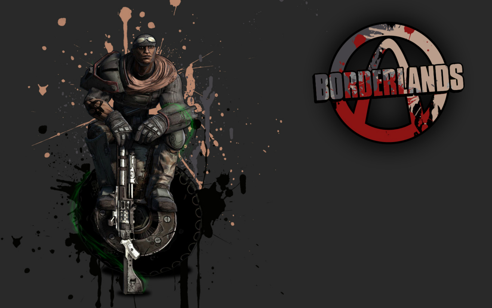 Borderlands HD Game Wallpapers | Desktop Wallpapers Borderlands