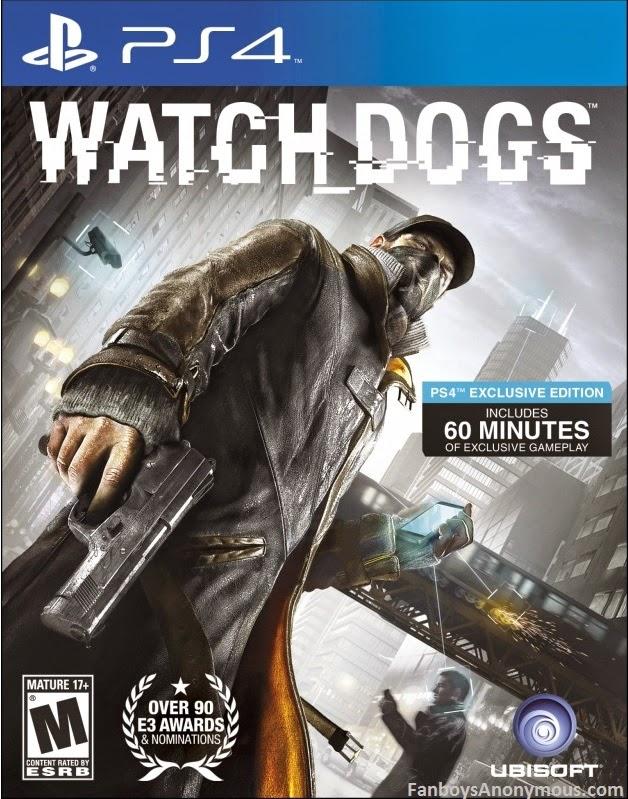 PS4 box art E3 awards action adventure upcoming release