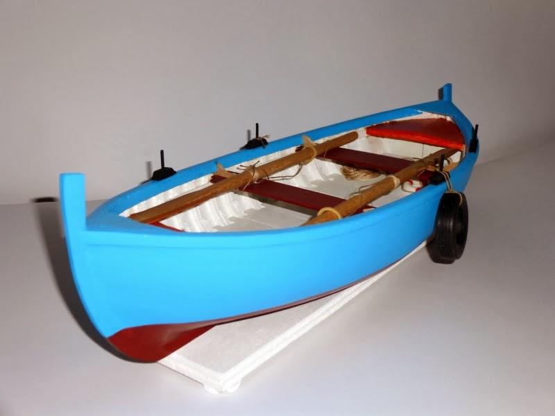 Modellismo d 39 autore modellismo navale modelli di for Barchetta da pesca