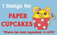 PAPER CUPCAKES DT
