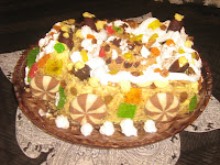 Keks torta s bananama