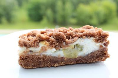 Ciasto kakaowe z agrestem