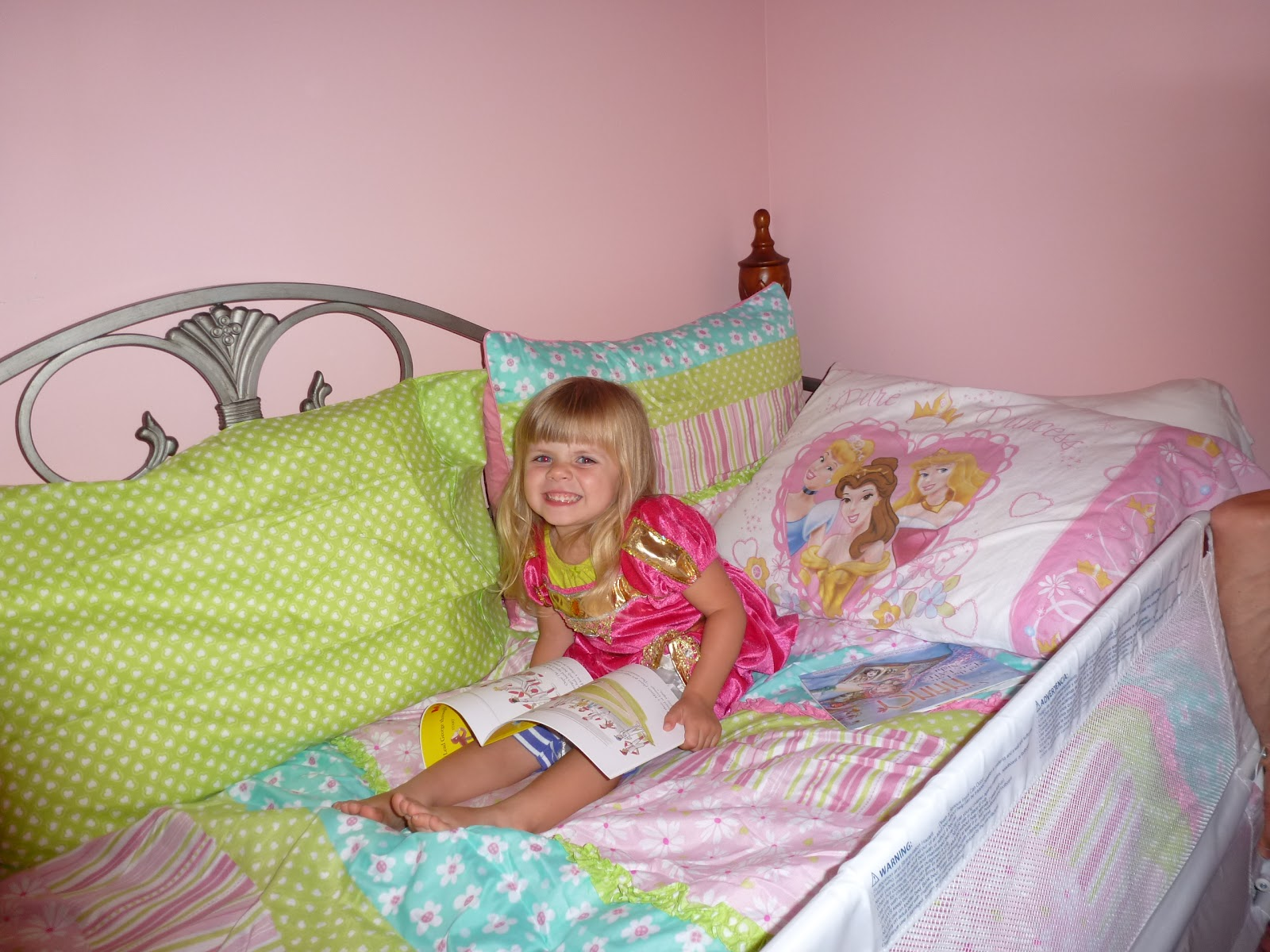 Keeping Up With The Kiars Big Girl Bed