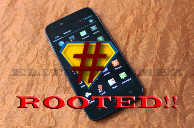How to Root Karbonn Titanium S5