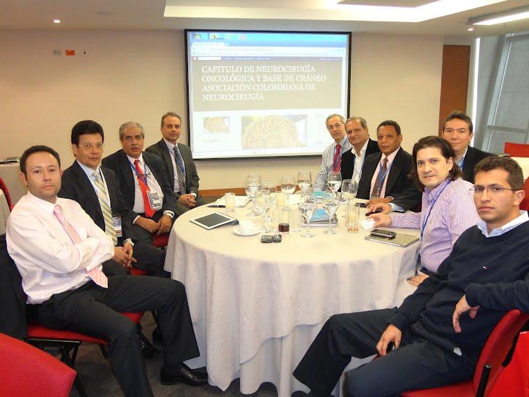 Reunión Capítulo. Elección Nueva Junta Directiva 2013