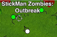 Stickman Zombies Outbreak walkthrough.