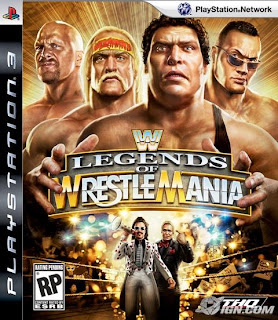 Download WWe Legends of wrestlemania game free full version for pc