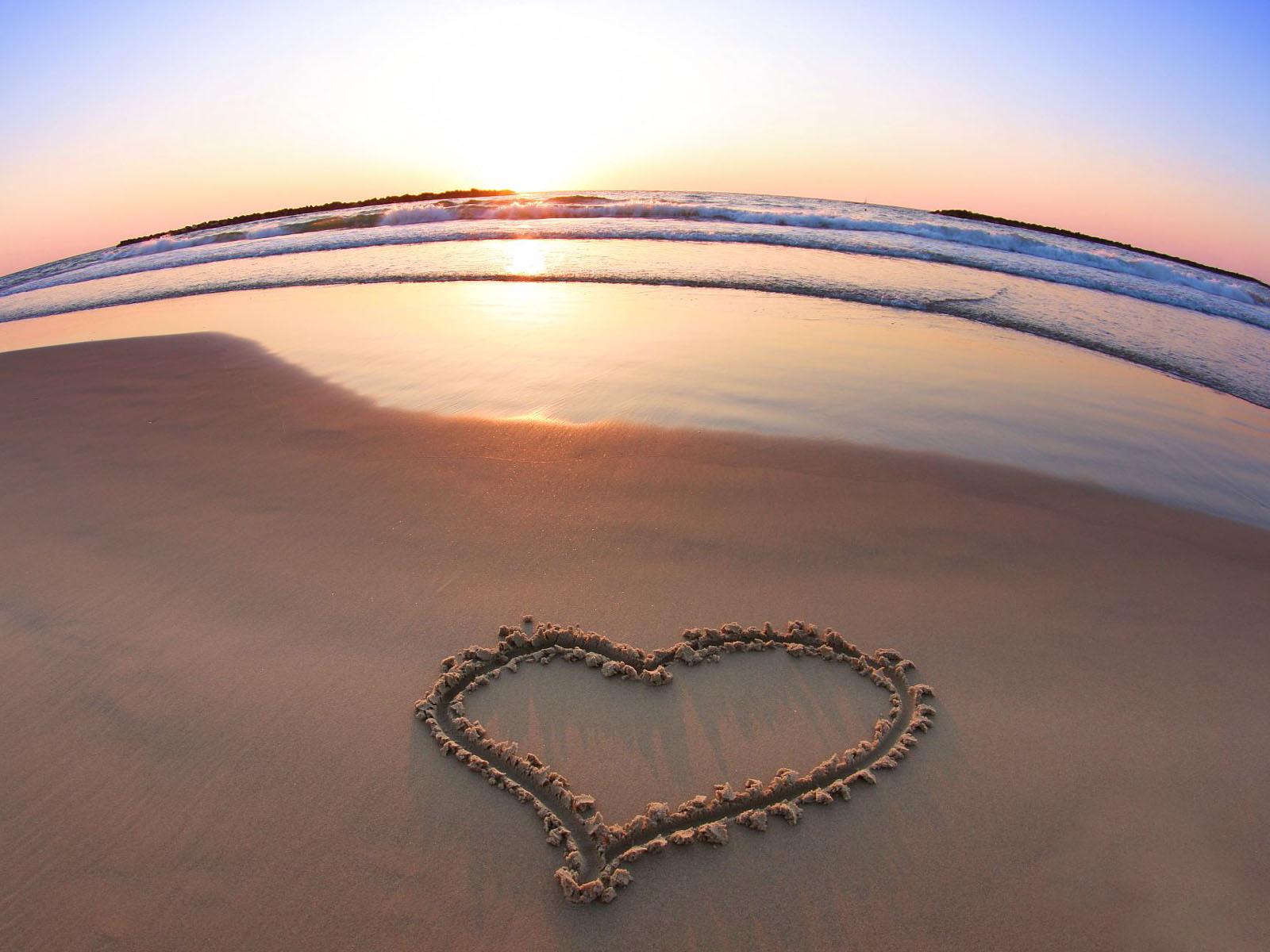wallpaper valentine s beach love wallpapers
