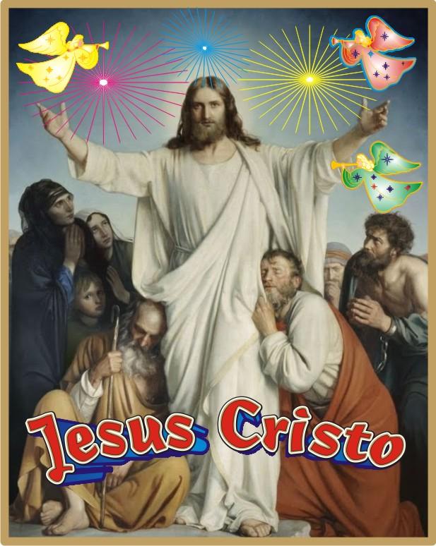 Jesus Cristo Nosso Eterno Consolador