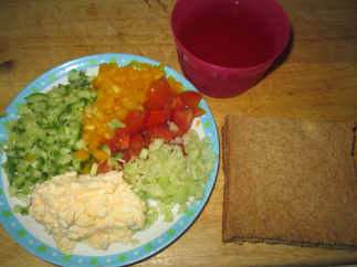 Quest of a shrinking lady: Thursday 28th March Food Diary