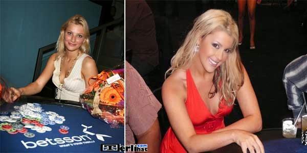 Pemain Poker Wanita Terhebat Dan Terbaik Di Dunia Veronika Larsen