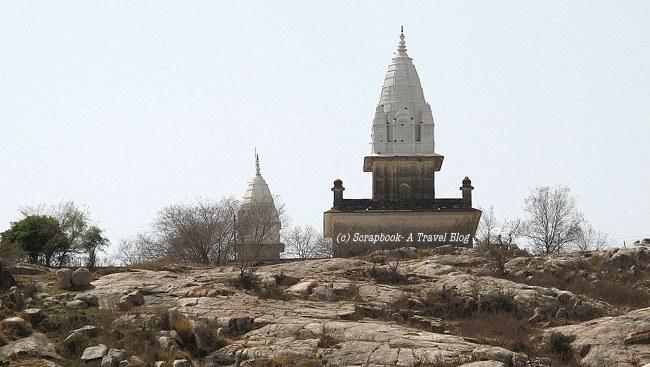 Sonagir Jain Temples